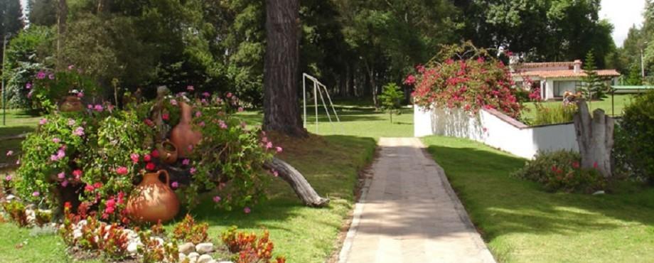 Exteriores Fuente hotelsochagota com